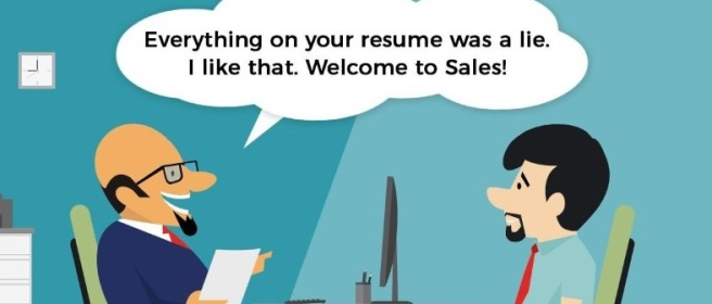 The Lighter Side Of Resume Writing